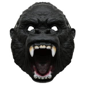 Wholesale High-Quality 100% PU Foam Halloween Carnival Party Custom Halloween King Kong Mask