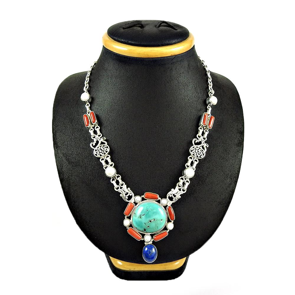 126c0c50c095 Catálogo de fabricantes de Turquesa Y Coral Collar De Perlas de alta  calidad y Turquesa Y Coral Collar De Perlas en Alibaba.com