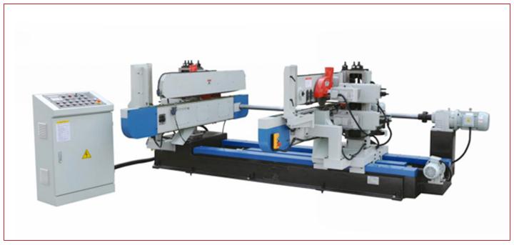 Houtbewerking Machines 8 Spindels Dubbele Pennemachine