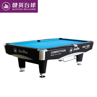 OEM 2019 Brand New Developed Commercial Pool Tables/Billiard Table Price