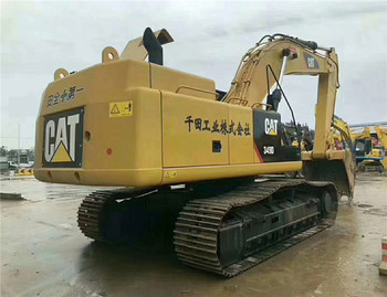 Original Caterpillar 349dl/349e/345dl/340d/349el Gooa Quality Excavator,Big  Cat Excavator - Buy Used Cat Excavator 349e+,Secondhand Cat Excavator