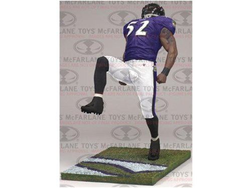 NFL Baltimore Ravens McFarlane 2011 Series 26 Ray Lewis Action Figure