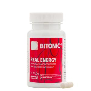 Austria B!TONIC Real Energy Vitamin C Capsules