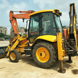 Hot sale jcb 3cx backhoe loader with cheap price/ jcb 3cx 4cx front loader  in Shanghai