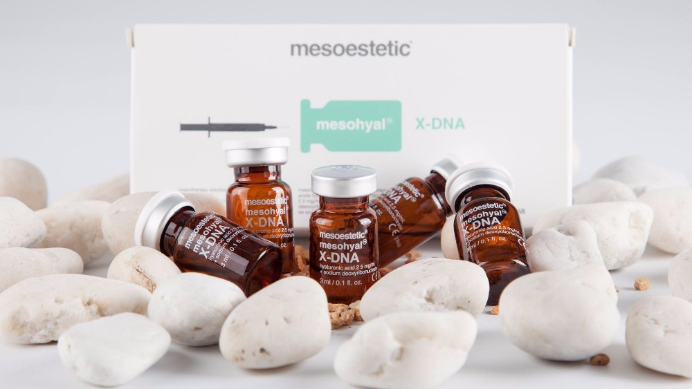 Mesoestetic: X-dna - Cell Membrane Protection. - Buy Mesotherapy ...