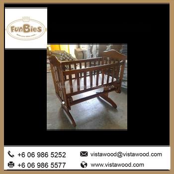 Antiguo Bebé Corralito De Madera Muebles Cuna Columpio - Buy Product ...