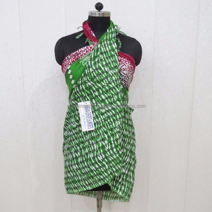 Custom Sarong Beach Wrap Pareo Dresses