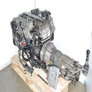 JDM SUPRA 2JZ GTE TURBO ENGINE 6 SPEED V160 GETRAG TRANSMISSION 2JZ