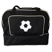 Soccer Sports Bags with shoe compartment Low MOQ