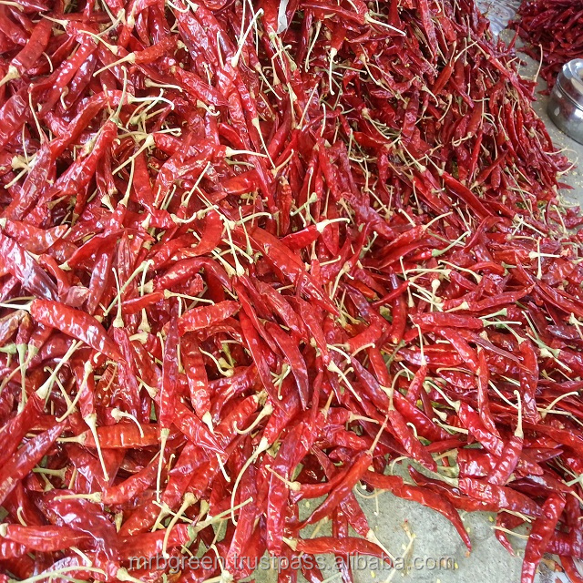 Teja Red chilli Exporter !!! Sannam Red chilli Exporter !!! In India