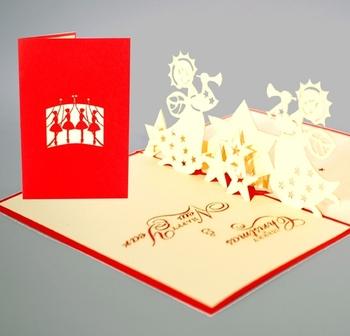 Handmade Paper Craft 3d Pop Up Christmas Greeting Card Christmas Card Buy 3d Pop Up Card 3d Christmas Card Santa Pop Up Card Product On Alibaba Com