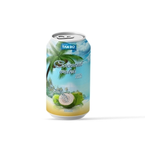 Best 100% pure Coconut Water 330ml Canned bulk buy