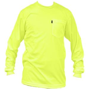 high visibility safety button workwear shirt