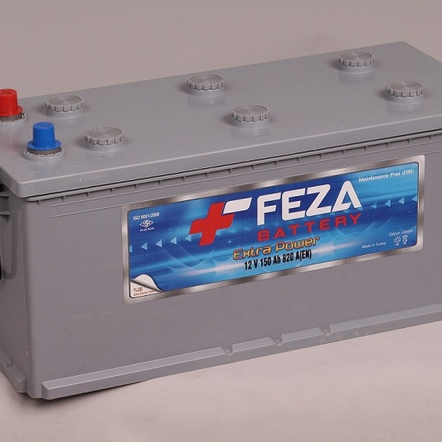 12 v 150 ah lead acid battery for car auto starting