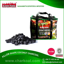 Wide Variety Of Hookah Charcoal To Fit Any Taste Pillow Shape BBQ Charcoal