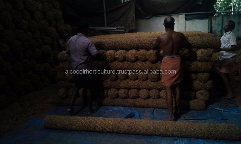 Coir Fiber Logs for USA Highway Bid