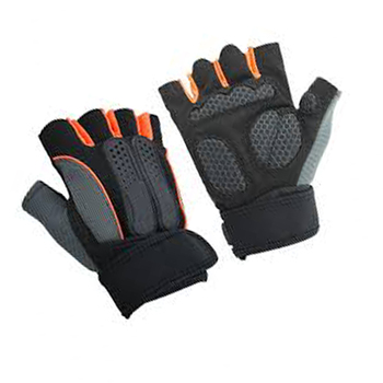 GYM Sport Gloves with Support Custom New Fashion Sport Workout Fitness Gloves