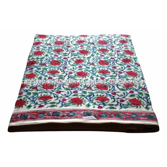 Indian Floral Printed Cotton Running Fabric Sewing Cotton Canvas Fabric Wholesale Garments making Fabric Wholesale