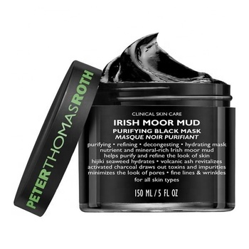 PETER THOMAS ROTH Ierse Moor Modder Zuiverend Zwart Masker 150 ml