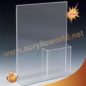 High Quality Acrylic Brochure Holderflyer Acrylic Display Stand Magnificent Acrylic Brochure Display Stands