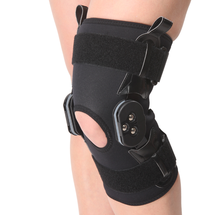Actieve Gearing scharnierende knie <span class=keywords><strong>brace</strong></span>, stabilisator been en knie