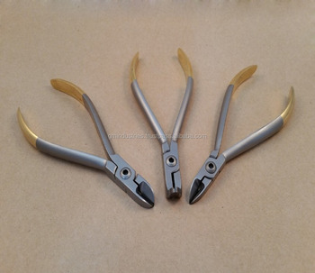 ORTHO Distal End Cutter Orthodontics Japanese pliers dental instruments