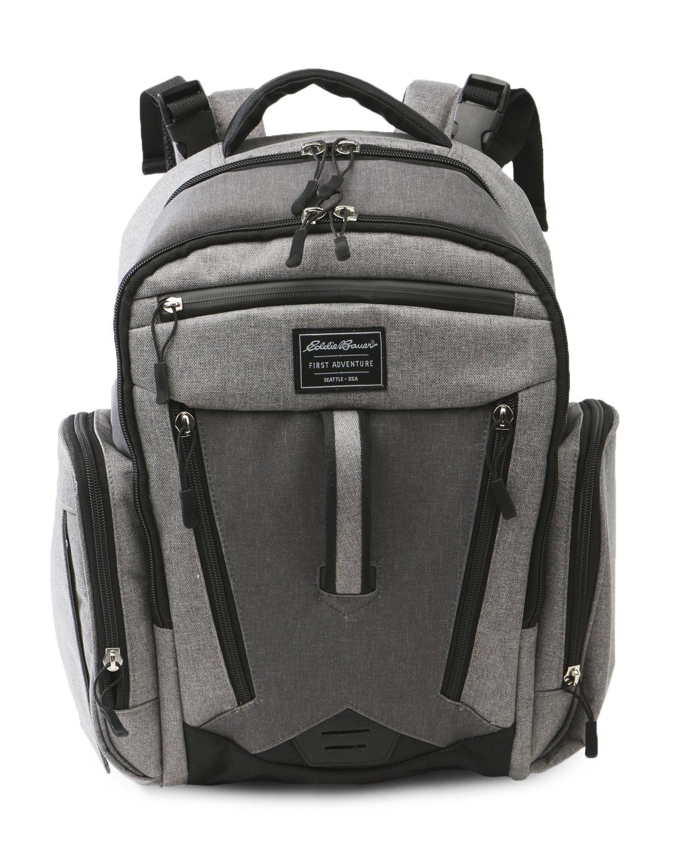 97b5cf1415 Get Quotations · Eddie Bauer Back Pack Diaper Bag