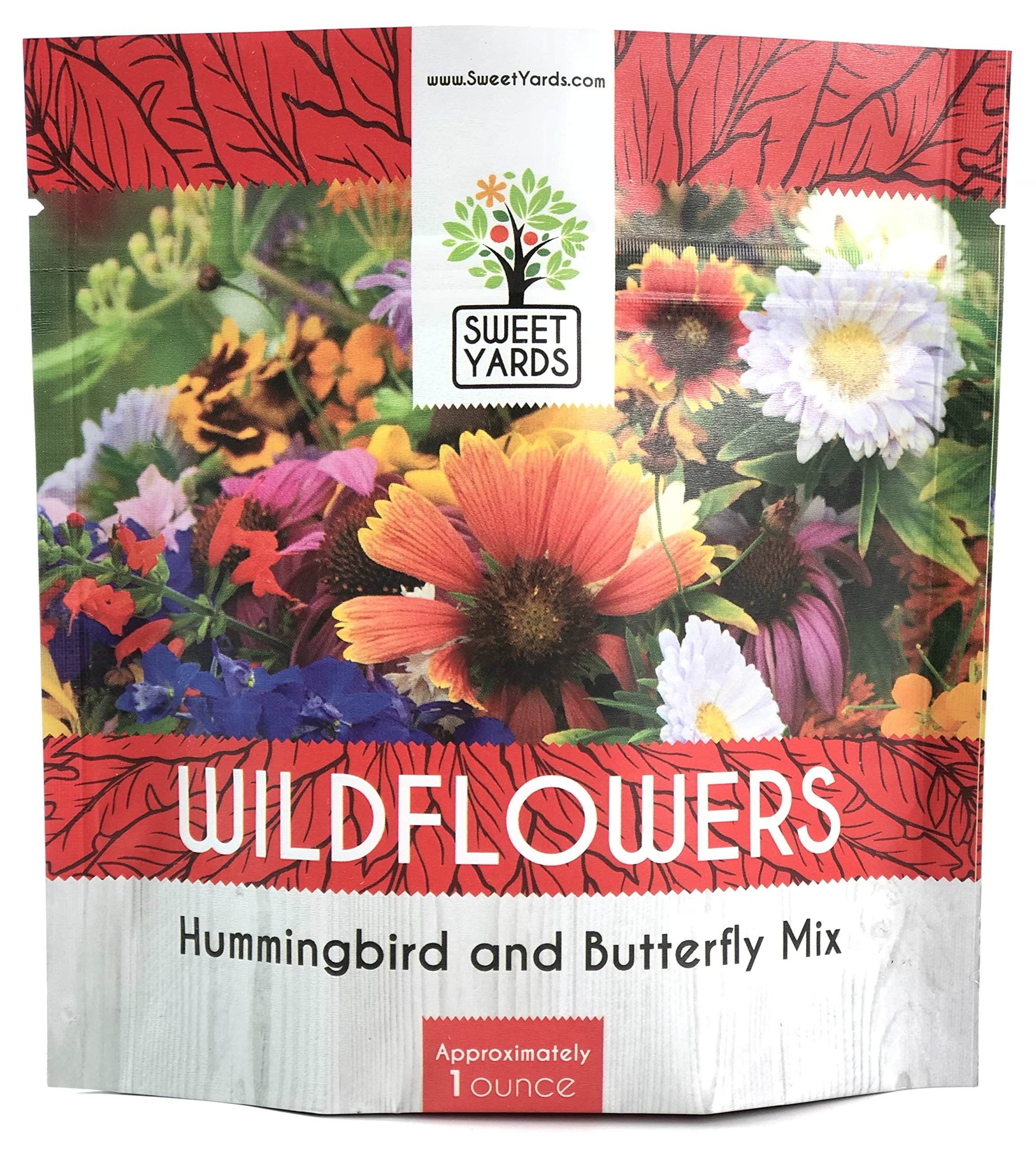 Cheap annual perennial find annual perennial deals on line at get quotations wildflower seeds butterfly and humming bird mix large 1 ounce packet 7500 seeds izmirmasajfo