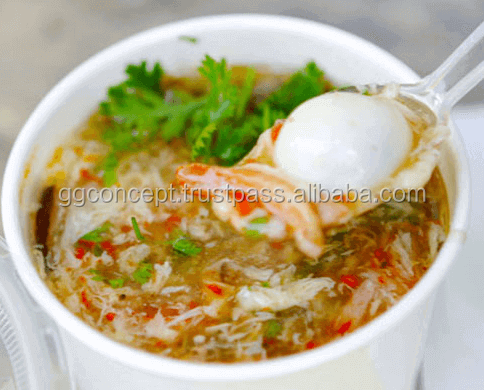 Asuzac Food Frees - Dried Crab Soup/ Instant Soup Powder