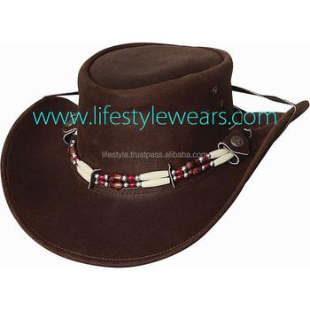 Chapéu De Cowboy Chapéus De Vaqueiro De Couro Para Crianças Laranja ... 8e4b084f565
