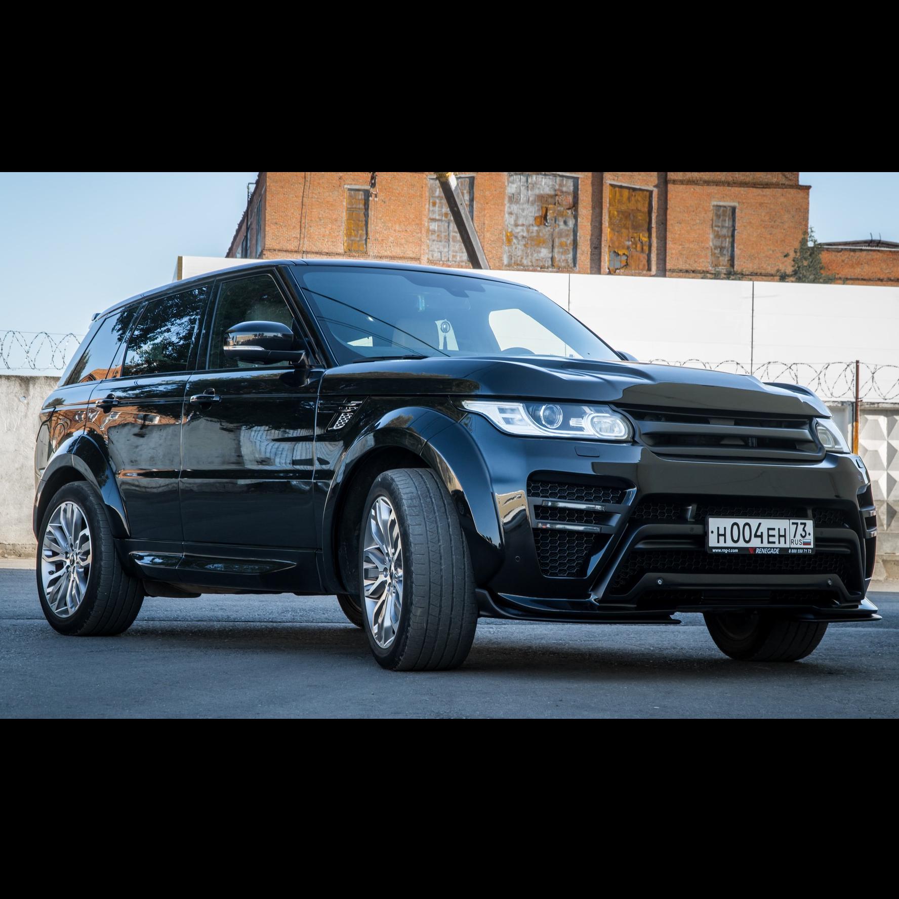 Land Rover Range Rover Sport L494 2013 2018 Renegade Body Kit
