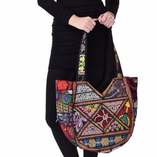 Indian khambadia Handbags Designer Ethnic Banjara Tote Bags Woman Shoulder Vintage Bags
