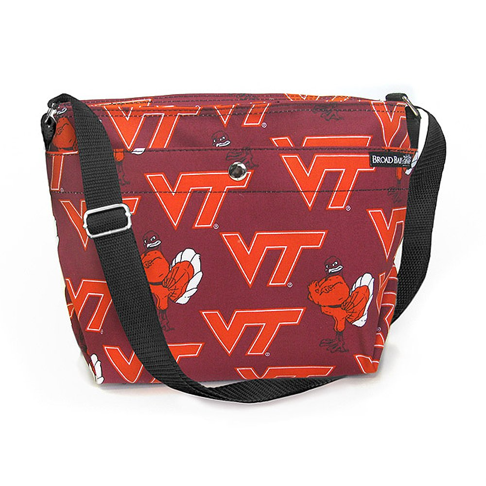 Virginia Tech Hokies Purse OFFICIAL Virginia Tech Shoulder Bags for Her