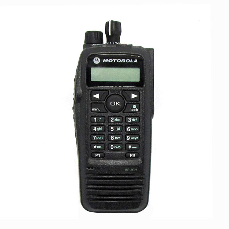 Motorola Digital DP3601/P8268/XRP6550  DMR 100 mile walkie talkie with GPS function