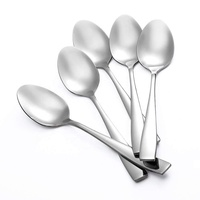 Hotel Flatware Stainless Steel Spoon Series