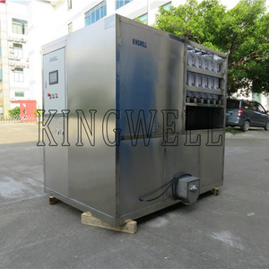 Industrial ice makers 3000kg cube ice machine for ice factory