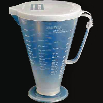 CUP ONLY! Oil Mixture Ratio Rite Perfect Gas