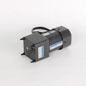asynchronous electric adjustable speed motor for packing machine