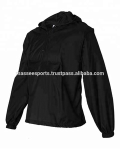 coaching jacket with hood zipper up style running
