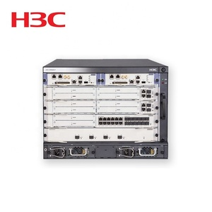 H3C SR6600 IntergratedMPLS VPN Ethernet Core Router in Government Project