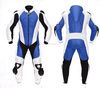 1-OR-2 PC MOTORBIKE LEATHER SUIT RACING BIKE ARMOUR RACER--MS-155