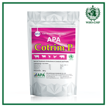 APA Cotrim P | Special VETERINARY MEDICINE For Poultry and Livestock | Poultry Medicine and Poultry Antibiotics