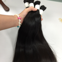 8A straight virgin hair wholesale market in mumbai straight virgin Vietnamese human hair bundles bulk