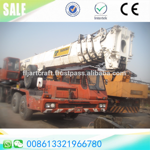 Tadano 50t GT-500E Truck Crane for sale,high quality No paint TADANO TG500 50T truck crane with low price