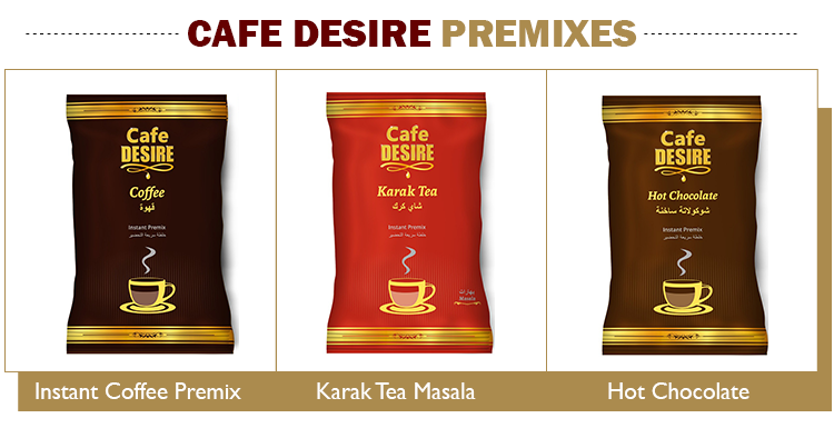 Caffenzo Multi Option Premix Vending Machine
