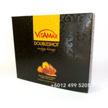 MALESIA VITAMAX DOUBLESHOT ENERGIA <span class=keywords><strong>MIELE</strong></span> PER LUI 10 S X 20G