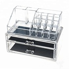 Portable jewelry display cases for trade shows plastic organizer tool