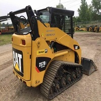 2012 CAT 257B3 Skid Steers excavator , loader construction machine