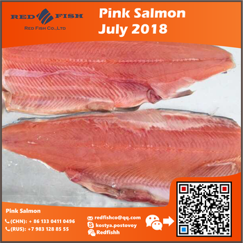 frozen and fresh sockeye salmon for sale by Red Fish Co.