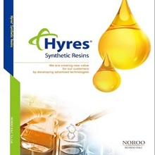 Resins for paint, Hyres